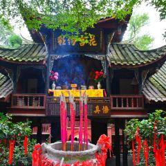 다츠톈궁 여행 사진