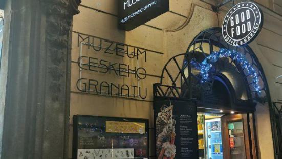Muzeum ceskeho granatu