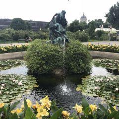 People's Park (Volksgarten) User Photo