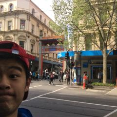멜버른 차이나타운 여행 사진
