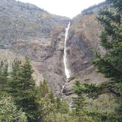Takakkaw Falls User Photo