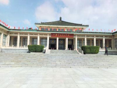 중국 팔로군 기념관