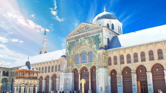 倭馬亞大清真寺