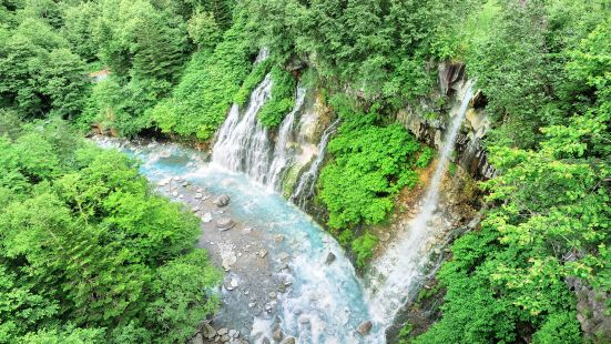 Shirahige Falls