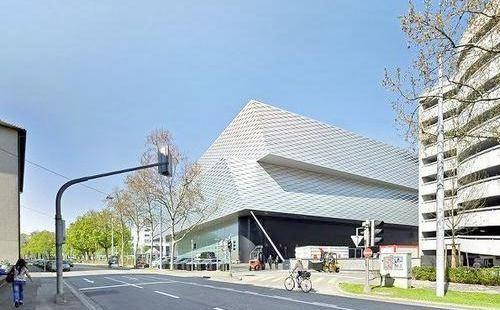 Messe Basel New Hall