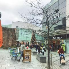 Blue Boy Statue - Princesshay User Photo