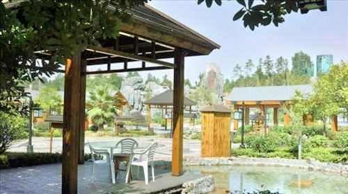 Xiangdian Huitang Hot Spring Mountain Villa