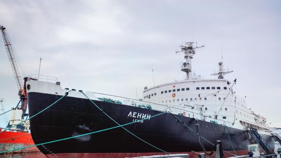 列寧號核動力破冰船