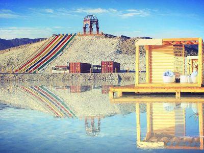 Guhya塩湖