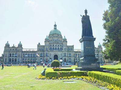 British Columbia Legislature Bldg