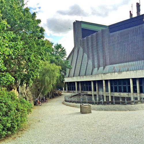 瓦薩沉船博物館