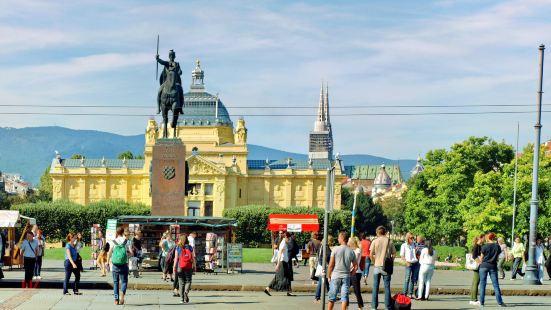King Tomislav Square (Tomislav trg)