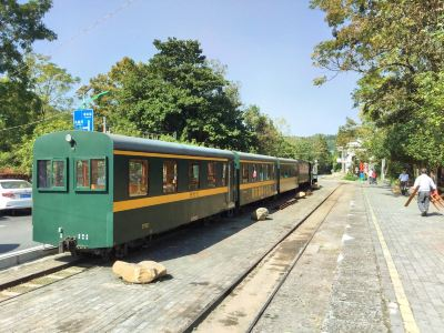 Gannan Forest Train