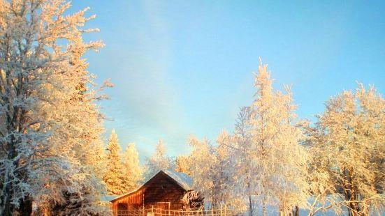 Palosaari Reindeer and Fshing Farm