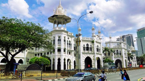 쿠알라룸푸르 기차역