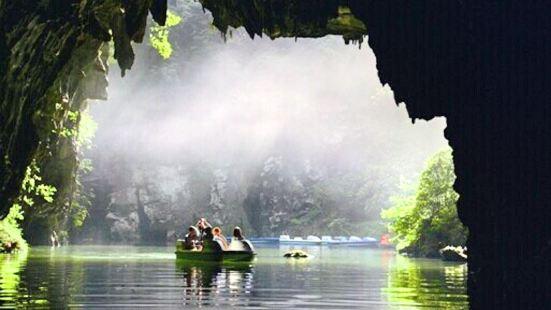 Shimen Xianhu Scenic Area