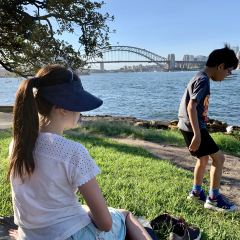 Mrs. Macquarie's Chair User Photo