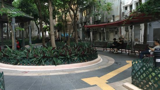 Cleverly Street Sitting-Out Area
