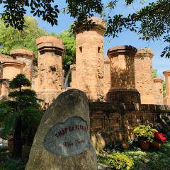 포나가르 참탑 여행 사진