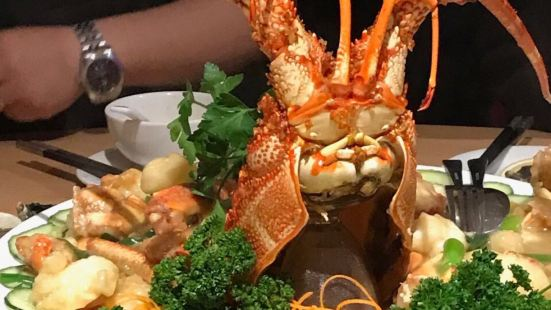 Asian Gourmet on the Pier