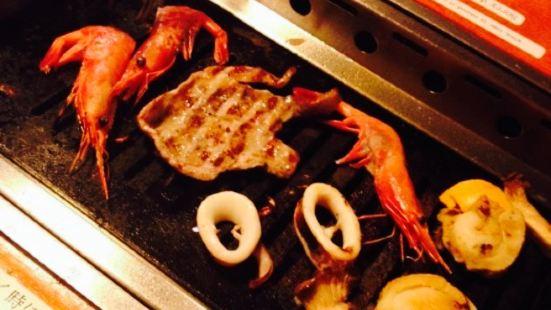 焼肉海鮮バーベキューハウス