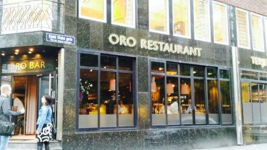 Oro Bar & Grill