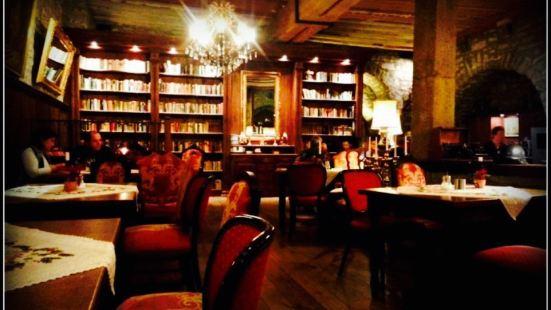Hotel Gotisches Haus Cafe