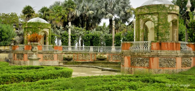 Vizcaya Museum and Gardens1
