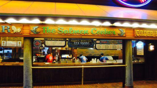 Salmon Cooker