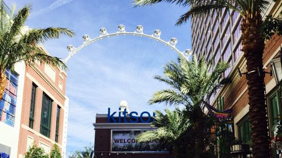 Off The Strip At The Linq