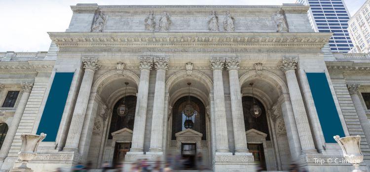紐約公共圖書館2