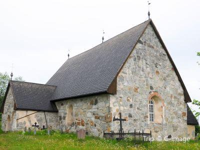 Keminmaa old church