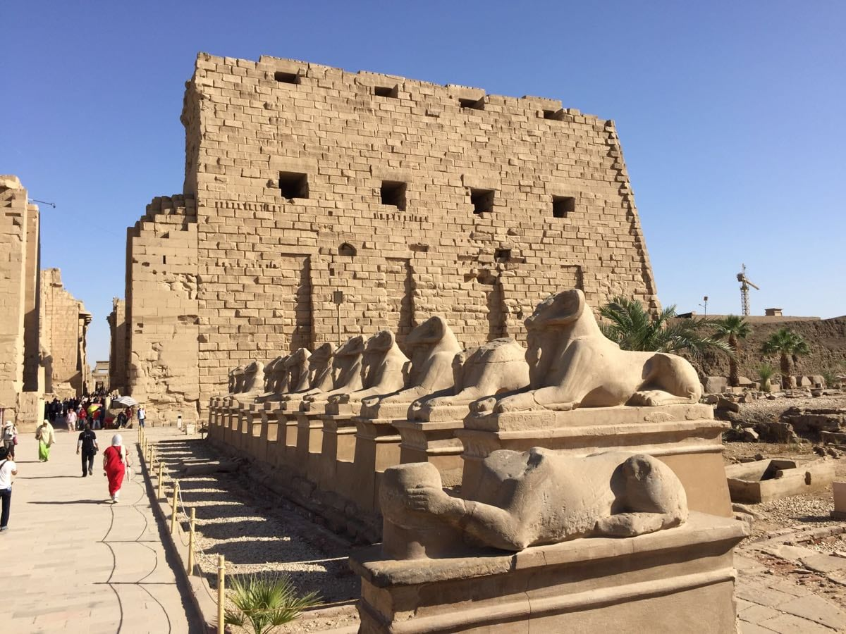 Temple of Karnak | Tickets, Deals, Reviews, Family Holidays