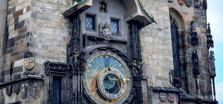Prague Astronomical Clock3
