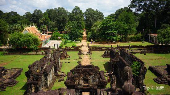Roluos Temples