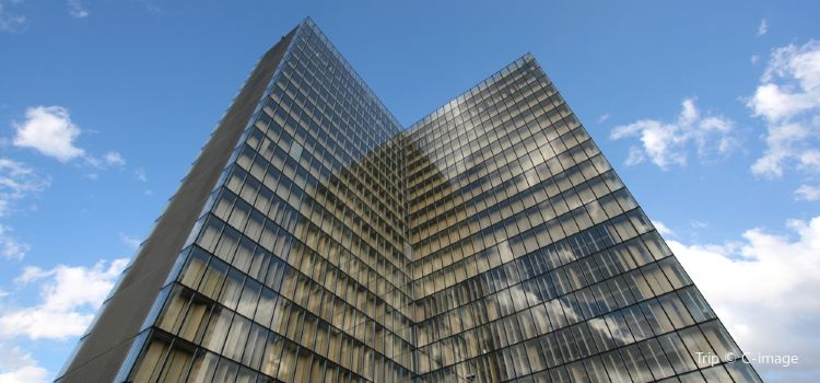 French National Library (Bibliotheque Nationale de France)1