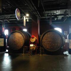 장위루이나성 와인 양조장 여행 사진