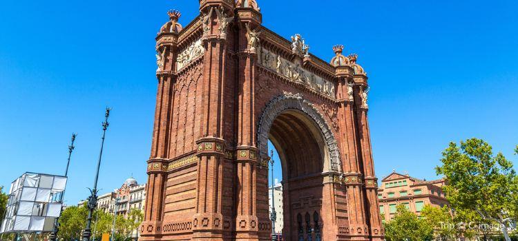 Arc de Triomf3