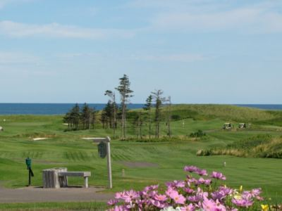 The Links at Crowbush Cove Golf Course