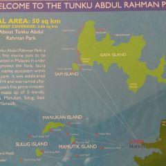 Tunku Abdul Rahman National Park User Photo