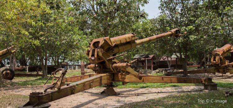 カンボジア戦争博物館