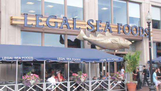 Legal Sea Foods(長碼頭店)