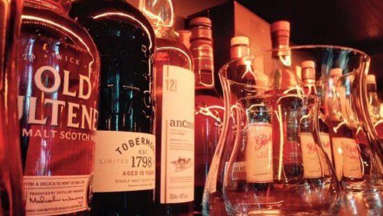 Whet Drinking Room