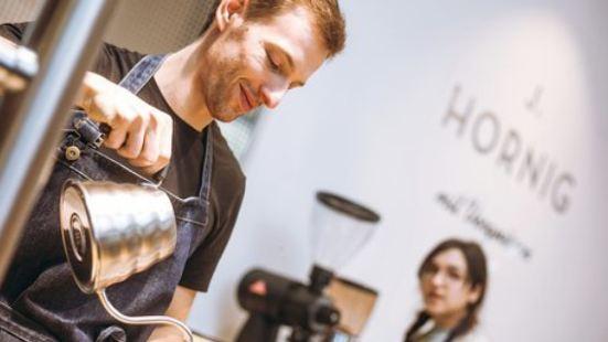 J. Hornig Kaffeebar