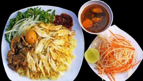 Long Chicken Rice