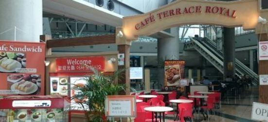 Cafe Terrace Royal
