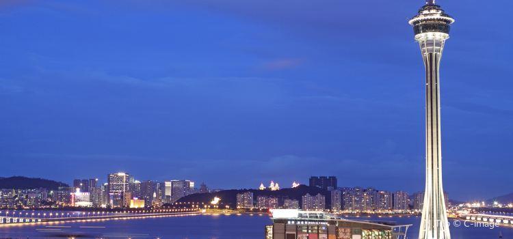 마카오 타워3