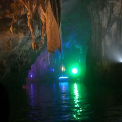 잉더 셴챠오 지하강 여행 사진