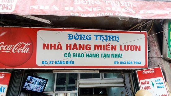 Dong Thinh Nha Hang Mien Luon