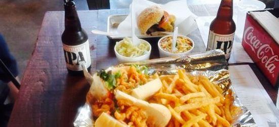 Flambo Burgers and Bar